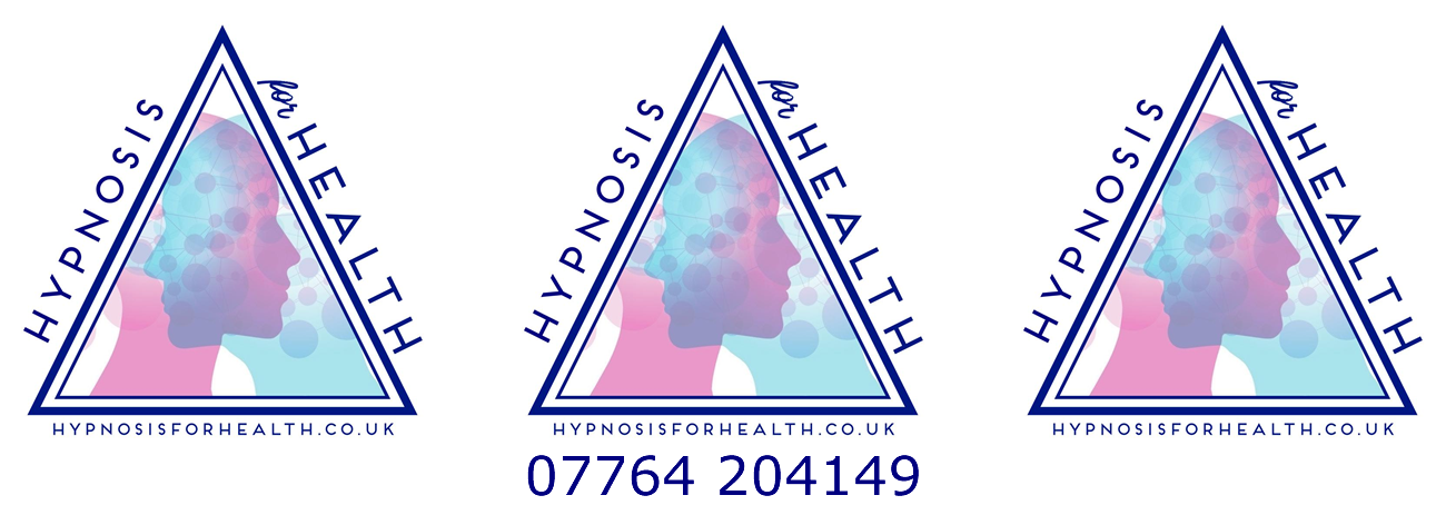 Hypnosis for Health Logo Banner
