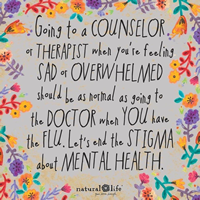 Counsellor or Therapist