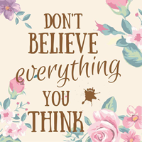 Don't believe everything...